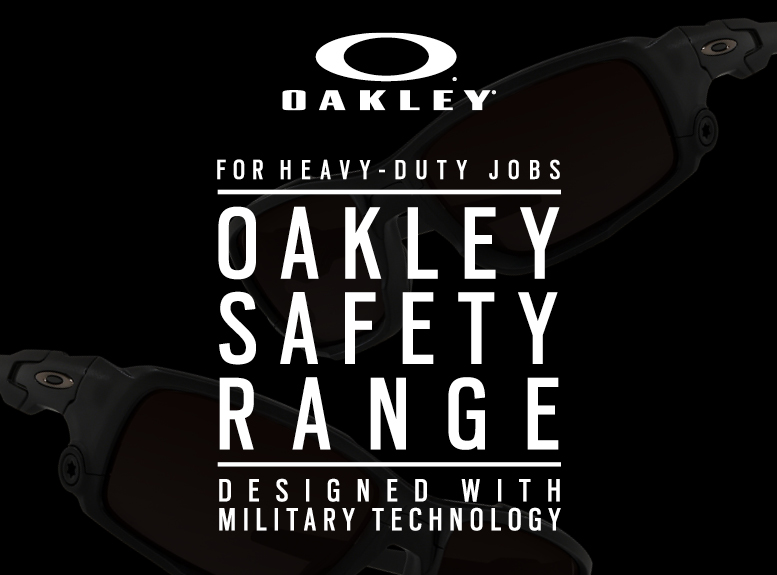 Oakely Safety Glasses